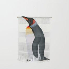 King Penguin Wall Hanging