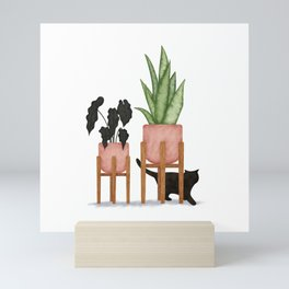Modern Jungle Mini Art Print