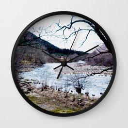 The Glen Wall Clock