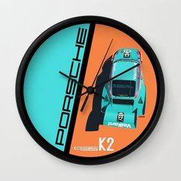 1977 935 Kremer K2 - DRM Nürburgring - Bob Wollek Winner Wall Clock