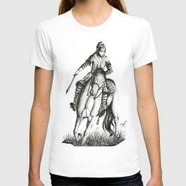 Scythian warrior T-shirt