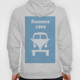 Summer 1969 -  lt. blue Hoody