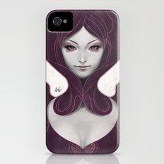 Pepper Heart iPhone (4, 4s) Slim Case