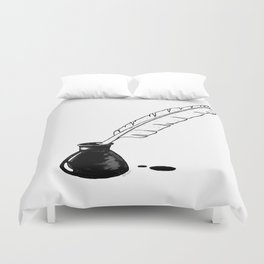 The Quill Duvet Cover
