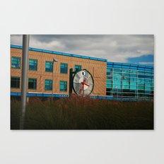 Time Canvas Print