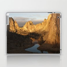 Smith Rock Sunrise I Laptop & iPad Skin