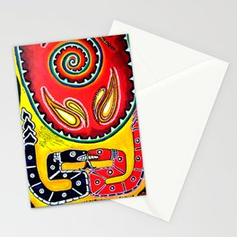 consejo indigena Stationery Cards