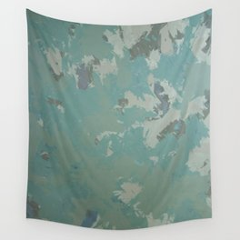 Turquoise Alliance Wall Tapestry