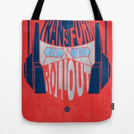 Roll Out Tote Bag