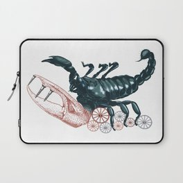 Scorpion Collage Laptop Sleeve