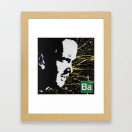 Jesse - BA Framed Art Print