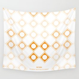 Design Principle SIX - Pattern Wall Tapestry