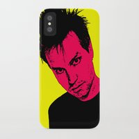 blink 182 iPhone & iPod Cases featuring Mark Hoppus (Blink-182) by ACHE