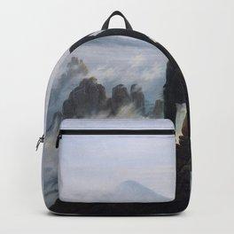 Wanderer above the Sea of Fog Backpack
