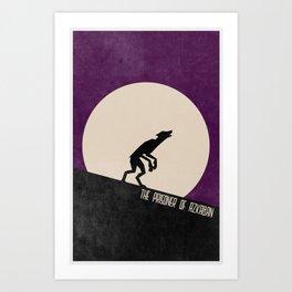 The Prisoner of Azkaban (The Boy Who Lived 3 of 8) Art Print