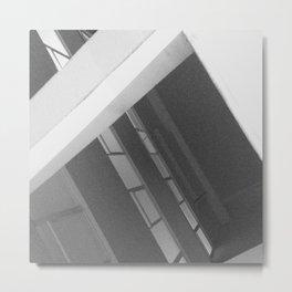 #178hoto #196 #Abstract #Architecture #NightShot #Minimal Metal Print