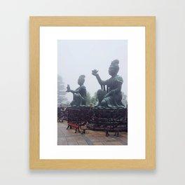 Offering of the Six Devas Framed Art Print