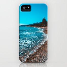Stony bay at greece iPhone Case