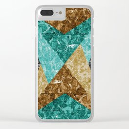Marble Texture G426 Clear iPhone Case
