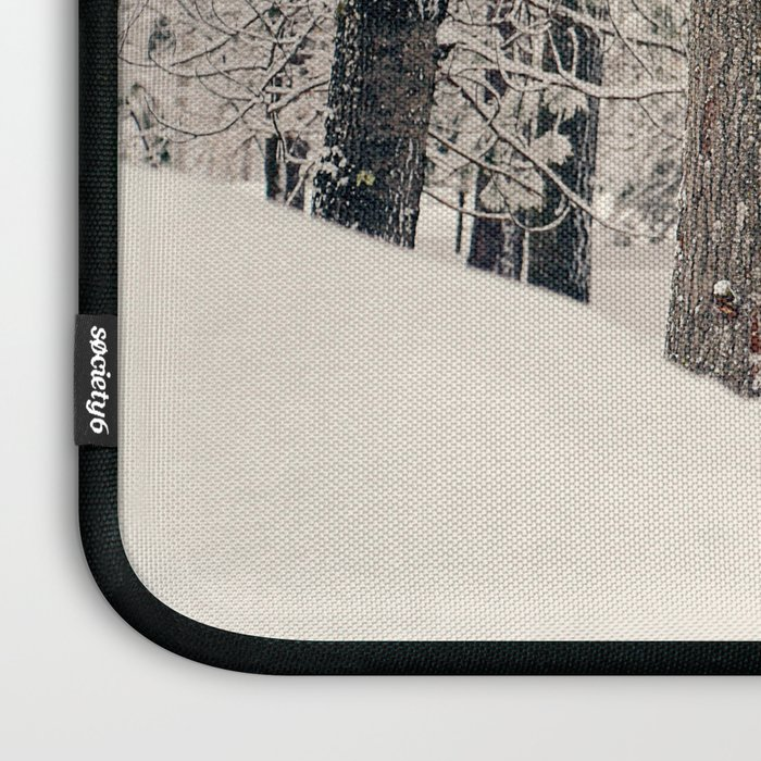 Winter Woods 1 Laptop Sleeve