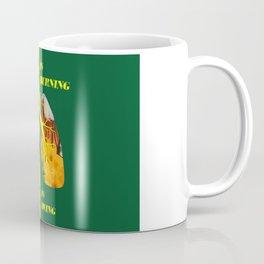 The Amazon is burning Coffee Mug