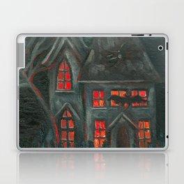 Spooky House Laptop & iPad Skin