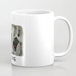 Quoting Hemnigway #2 Coffee Mug