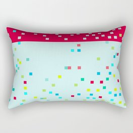 mascara + Rectangular Pillow