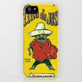 El Tiro de Jose iPhone Case
