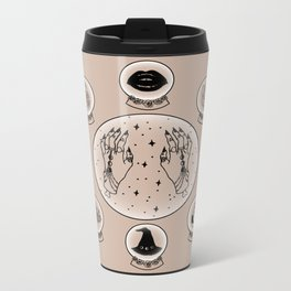 Witch Accessories Metal Travel Mug