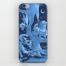 Children of the Night iPhone Skin
