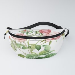 Vintage & Shabby Chic - English Roses Shrub Fanny Pack
