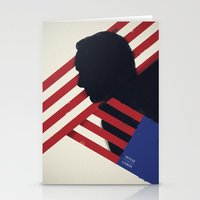house of cards Stationery Cards featuring HOUSE of CARDS by Shujaat Syed