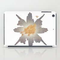 compass iPad Cases featuring Compass by Rhea Ewing