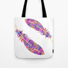 Feather III Tote Bag