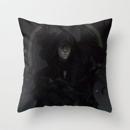 Vax'ildan Throw Pillow