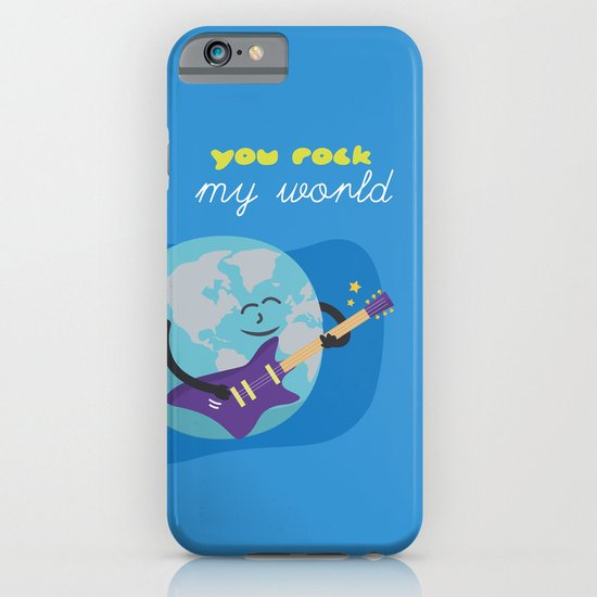 You Rock my World iPhone & iPod Case