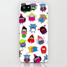 fairy tale peeps iPhone (5, 5s) Slim Case