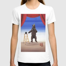 """Sideshow #2"" T-shirt"