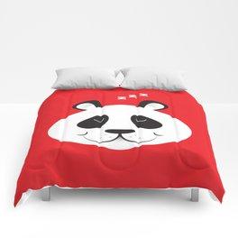 Sleepy Panda Comforters
