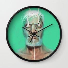 Overthinking Wall Clock