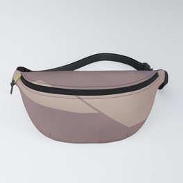 Lovers - Mid Century Modern Abstract Geometry Fanny Pack