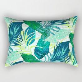 Tropical frenzy Rectangular Pillow