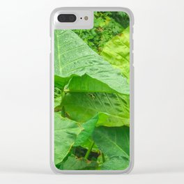Florida: Lush Forest 2 Clear iPhone Case