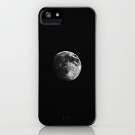 Vintage Moon iPhone Case