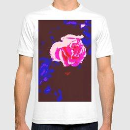 Alpine Sunset Chintz T-shirt