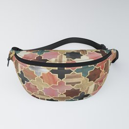 Twilight Moroccan Fanny Pack