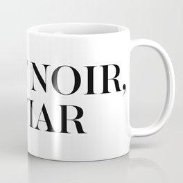 Pinot Noir Coffee Mug