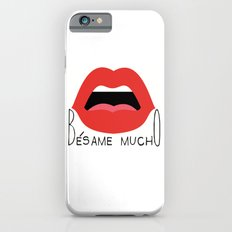 bésame mucho Slim Case iPhone 6s