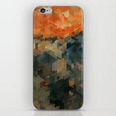 Panelscape Iconic - The Scream iPhone & iPod Skin